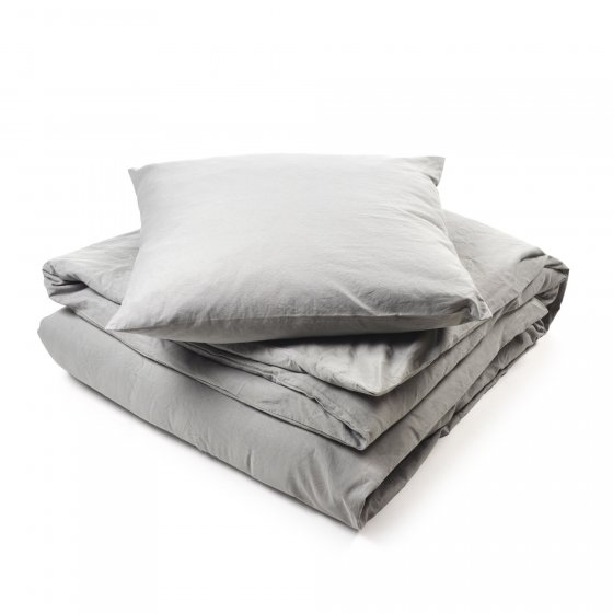 California Duvet + pillow Full queen set Ash